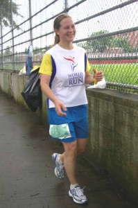 runner marathon