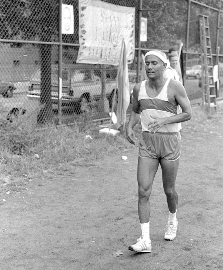 Photo by Bhashwar 47 mile race 1979