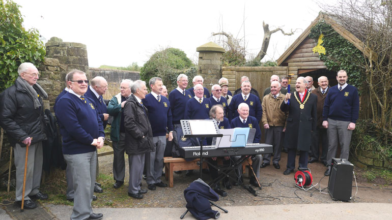 men's-choir