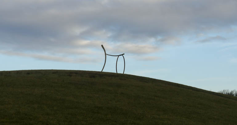 sculpture on hill-1200010-2