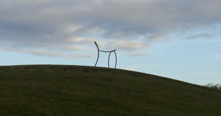 sculpture on hill-1200010-2