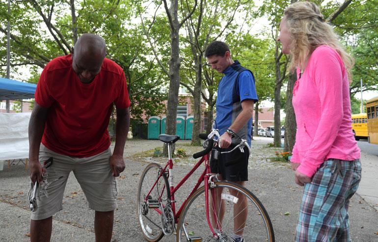 silvy's-bike