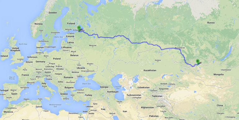 st.petersburg-to-Mongolia