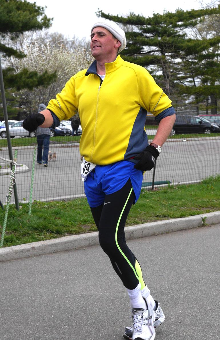 karteek-finish