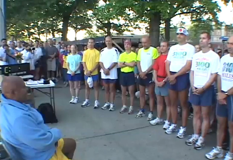 Start of Race 2007