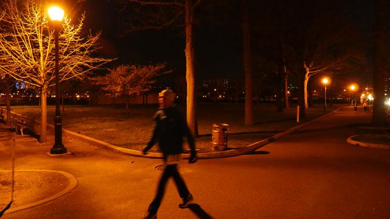 road-at-night