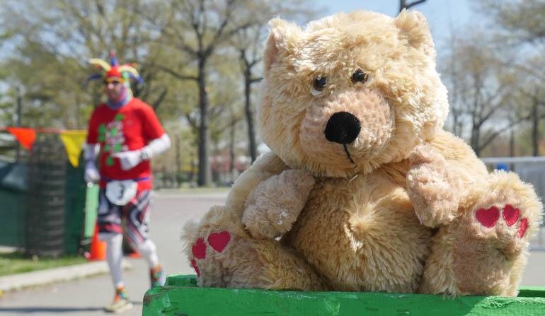 flower bear-1210749